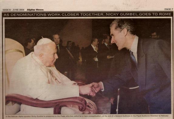 nickey-gumbel-meets-pope