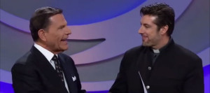 KENNETH COPELAND welcomes 'the blessing' of POPE FRANCIS
